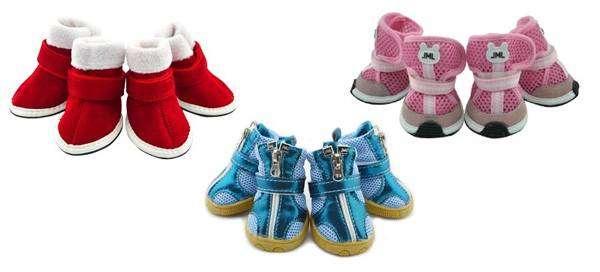 Ботиночки, обувь для собак, фото фотография
