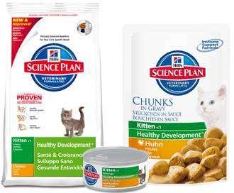 Гармоничное развитие котенка и щенка (Hill's™ Science Plan™ Healthy Development™ для котят и Hill's™ Science Plan™ Healthy Development™ для щенков), корма для кошек и собак