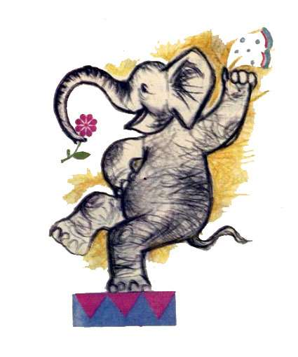 Стихи про слонов (11 стихотворений о слонах слонятах) для детей ...