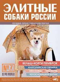 Элитные собаки России № 7