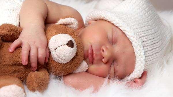 Самая длинная беременность у животных фото Самая длинная  Спящий младенец фото картинка фотография