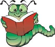 гусеница, клипарт