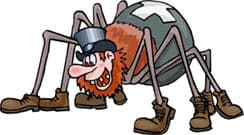 паук, клипарт