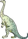 игуанодон, динозавр, клипарт