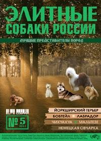 Элитные собаки России № 5