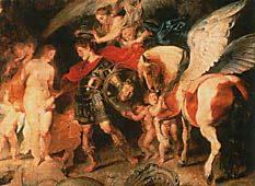 Пегас, картинка изображение рисунок пегаса