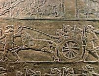 рис 2. каменный барельеф с изображение лошадей, фото фотография, лошади кони