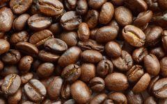 Жареные зерна кофе обои