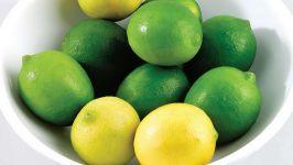 Лимон и лайм