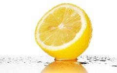 Половинка лимона