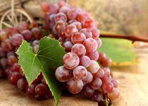 Красный виноград фото