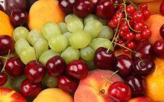 Фруктово-ягодный микс фото