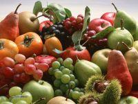 Дары осени овощи и фрукты