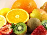 Аппетитные фрукты и ягоды